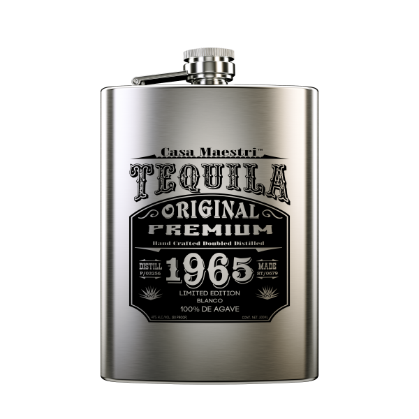 Tequila_Casa_Maestri_Flask_200