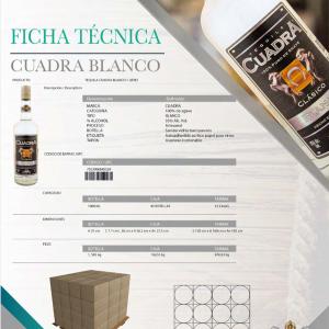 Ficha Técnica Cuadra Blanco