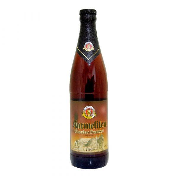 Cerveza_Alemana_Karmeliten_Kloster_Dunkel