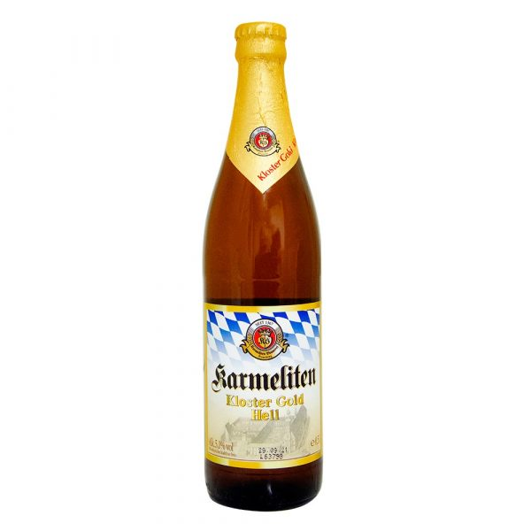 Cerveza_Alemana_Karmeliten_Kloster_Gold_Hell