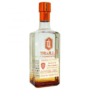Tequila_Trujillo_Cuarenta_Blanco