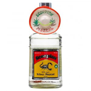 Mezcal_Scorpion_Blanco