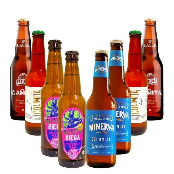 Pack_Cervezas_Artesanales_Mexicanas_Lager