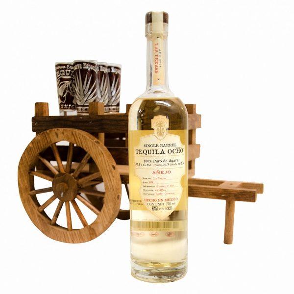 Tequila_Ocho_Añejo_Single_Barrel_Carreta_Madera