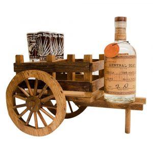 Tequila_General_Dias_Blanco_Carreta