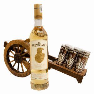 Tequila_Mexicano_Reposado_Cañon_Madera