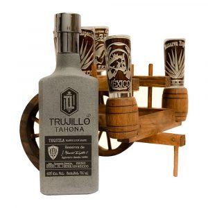Tequila_Tahona_Blanco_Tahona_Carreta_Madera_2