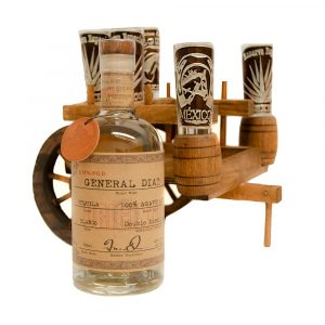 Tequila_General_Dias_Blanco_Carreta_Madera_2
