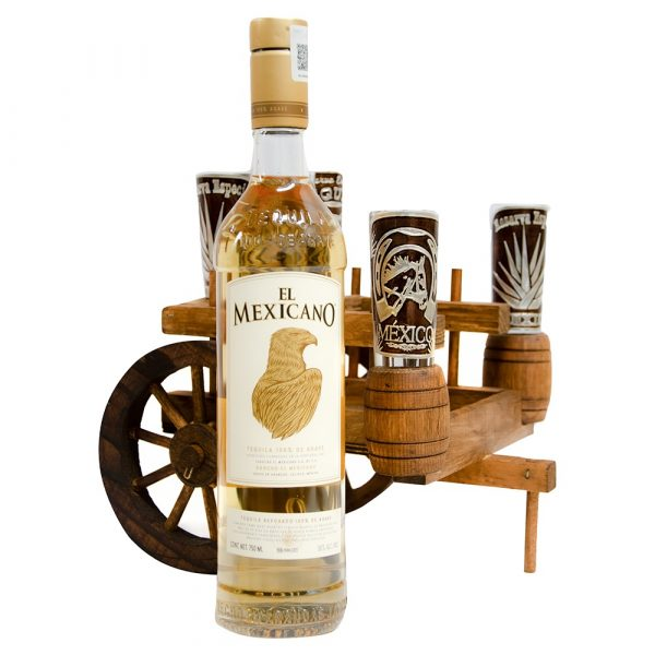 Tequila_Mexicano_Reposado_Carreta_Madera_2