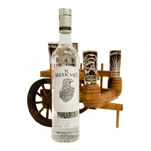 Tequila_Mexicano_Blanco_Carreta_Madera_2