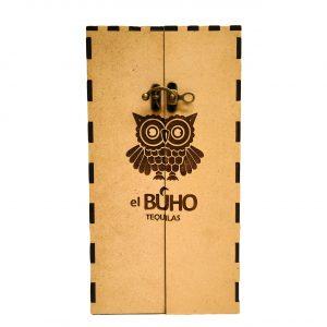 Tequila_el_Buho_Extra_Añejo_Caja_Madera