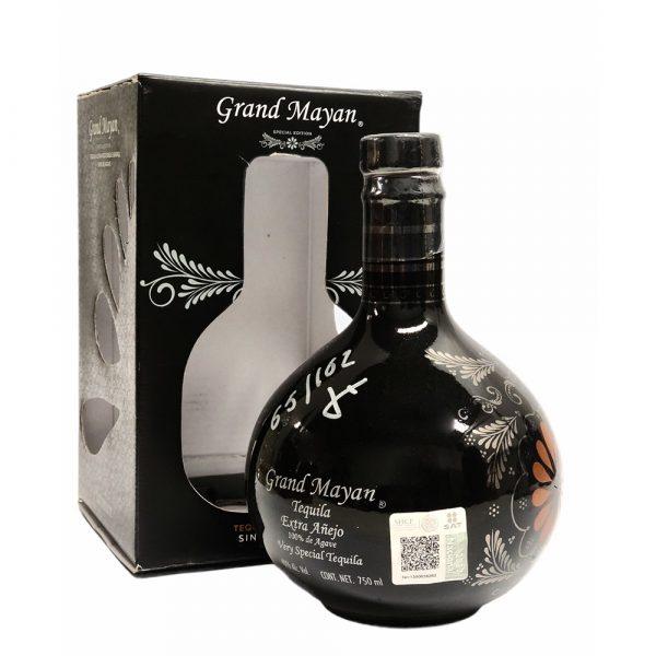 Tequila_Grand_Mayan_Extra_Añejo_Caja