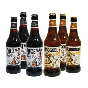 Six_Pack_Cerveza_Wychwood_Diceman_HobGoblin