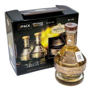 Duo_Pack_Tequila_Destilador_Reposado_Artesanal