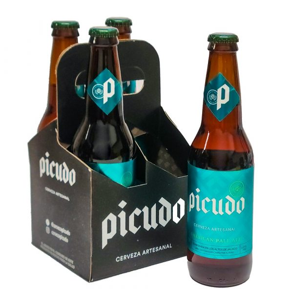 our Pack Picudo Amercan Ale
