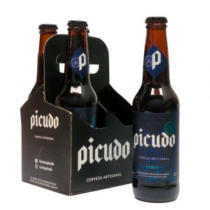 Four Pack Picudo Stout