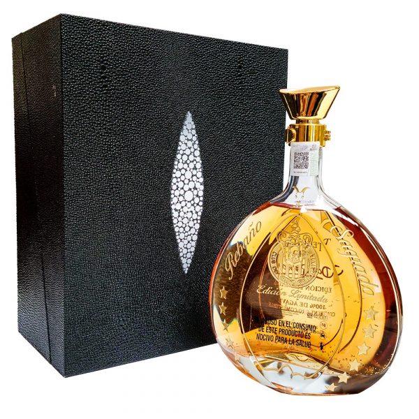 Tequila_Don_Ramon_Añejo_Edición_Limitada_Rebaño_Sagrado_Con_estuche
